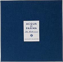 Парфюмерия и Козметика Acqua Di Parma Blu Mediterraneo - Комплект тоалетна вода (edt/4x10ml)