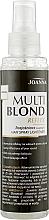 Парфюмерия и Козметика Спрей за изсветляване на косата - Joanna Multi Blond Spray