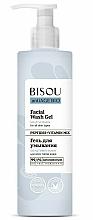 Парфюмерия и Козметика Мултивитаминен гел за измиване - Bisou AntiAge Bio Facial Wash Gel