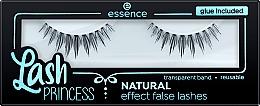 Парфюмерия и Козметика Изкуствени мигли - Essence Lash Princess Natural Effect False Lashes