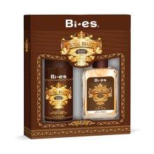 Парфюми, Парфюмерия, козметика Bi-Es Royal Brand Gold - Комплект (afsh/100ml + deo/150ml)