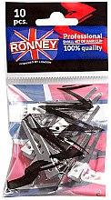 Парфюми, Парфюмерия, козметика Метални щипки за коса - Ronney Professional Small Set Of Hair Clip