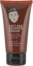 Парфюмерия и Козметика Възстановяващ антистареещ крем за лице - Nook Dear Beard Anti-Age Recover Cream