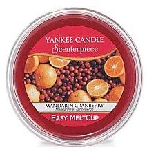 Парфюми, Парфюмерия, козметика Ароматен восък - Yankee Candle Mandarin Cranberry Scenterpiece Melt Cup