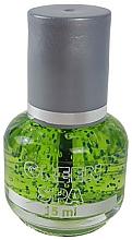 Парфюмерия и Козметика Гел за нокти - Silcare Green Spa Gel