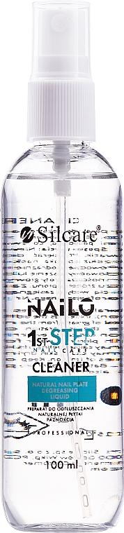 Обезмаслител за нокти - Silcare Cleaner Nailo