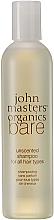 Парфюми, Парфюмерия, козметика Шампоан за всеки тип коса - John Masters Organics Bare Unscented Shampoo