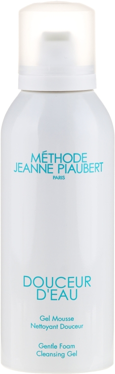 Почистващ гел-мус за лице - Methode Jeanne Piaubert Douceur D'Eau Gentle Foam Cleansing Gel — снимка N3