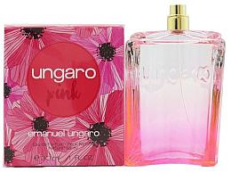Парфюмерия и Козметика Ungaro Pink - Парфюмна вода