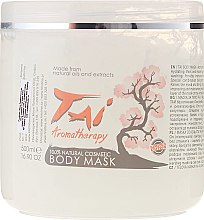 "Парфюми, Парфюмерия, козметика Маска за тяло ""Тай"" - Hristina Cosmetics Sezmar Professional Tai Aromatherapy Body Mask"