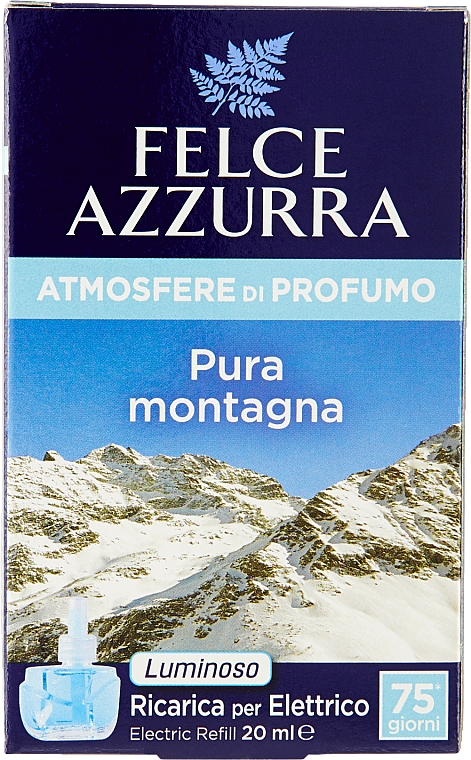 Пълнител за електрически дифузер - Felce Azzurra Pure Montain