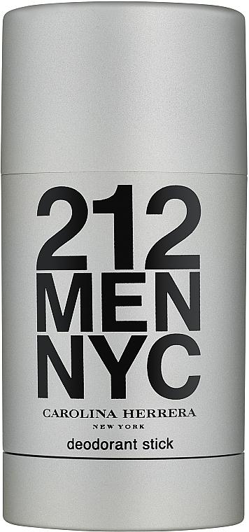 Carolina Herrera 212 For Man NYC - Стик дезодорант  — снимка N1