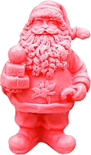 """Парфюмерия и Козметика Ръчно изработен натурален сапун с аромат на вишна """"Дядо коледа"""" - LaQ Happy Soaps Natural Soap"""