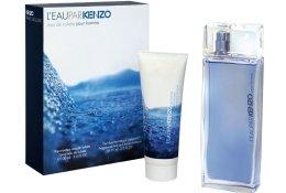 Парфюми, Парфюмерия, козметика Kenzo L'Eau par Kenzo Pour Homme - Комплект (тоал. вода/100ml + душ гел/75ml)