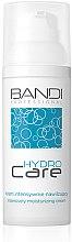 Парфюмерия и Козметика Интензивно хидратиращ крем за лице - Bandi Professional Hydro Care Intensive Moisturizing Cream