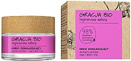 Парфюми, Парфюмерия, козметика Подмладяващ крем за лице с екстракт от орхидея - Gracja Bio Face Cream