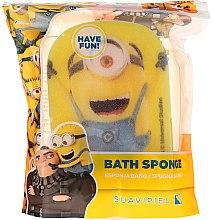 """Парфюми, Парфюмерия, козметика Детска гъба за баня """"Миньони"""" - Suavipiel Minnioins Bath Sponge"""