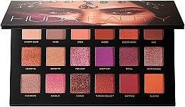 Парфюмерия и Козметика Палитра сенки за очи - Huda Beauty Desert Dusk Eyeshadow Palette