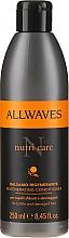 Парфюмерия и Козметика Балсам за увредена коса - Allwaves Nutri Care Regenerating conditioner