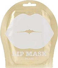 Парфюмерия и Козметика Маска за устни с перла - Kocostar Pearl Lip Mask