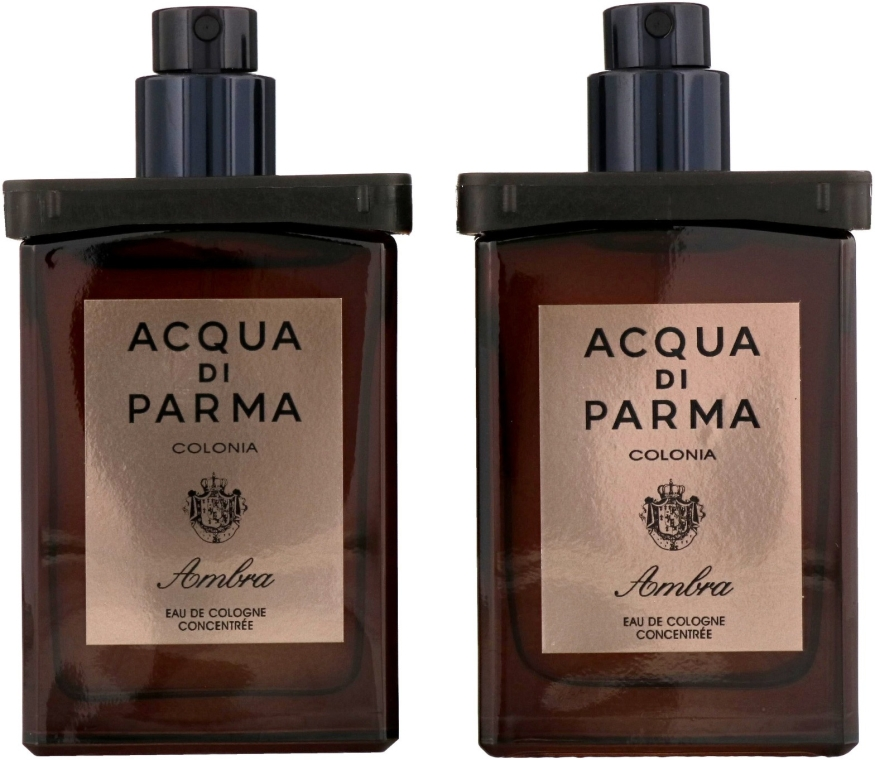 Acqua di Parma Colonia Ambra Travel Spray Refills - Одеколон — снимка N3