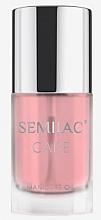 Парфюмерия и Козметика Еликсир за нокти и кожички - Semilac Nail & Cuticle Elixir