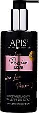 Парфюмерия и Козметика Блестящ балсам за тяло - APIS Professional Passion Love Body Balm
