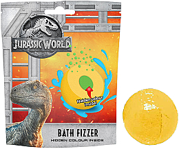 Парфюмерия и Козметика Бомбичка за вана - Corsair Universal Jurassic World Bath Fizzer Bath Foam