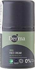 Парфюмерия и Козметика Мъжки крем за лице - Derma Man Face Cream