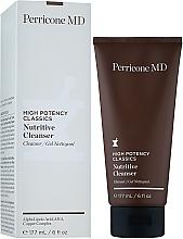 Подхранващ почистващ гел за лице за всеки тип кожа - Perricone MD High Potency Classics Nutritive Cleanser — снимка N2