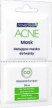Парфюмерия и Козметика Матираща маска за лице - Novaclear Acne Mask Oil Control Complex