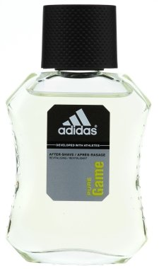 Adidas Pure Game After-Shave Revitalising - Афтършейв — снимка N2