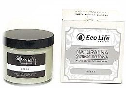 """Парфюми, Парфюмерия, козметика Ароматна свещ """"Релакс"""" - Eco Life Candles"""
