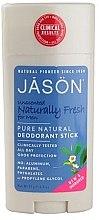 Парфюмерия и Козметика Натурален дезодорант стик за мъже - Jason Natural Deodorant Stick