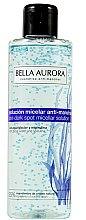 Парфюмерия и Козметика Мицеларен разтвор за кожа с пигментни петна - Bella Aurora Anti-Dark Spot Micellar Solution