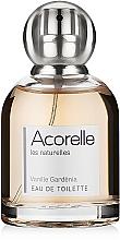 Парфюмерия и Козметика Acorelle Vanille Gardenia - Тоалетна вода