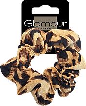 Парфюмерия и Козметика Ластик за коса, 417670, кафява - Glamour