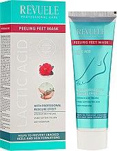 Парфюмерия и Козметика Маска-пилинг за крака - Revuele Professional Care Peeling Feet Mask