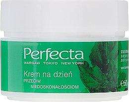 Дневен крем за лице - Perfecta Your Time is Green — снимка N2