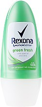 "Парфюмерия и Козметика Дезодорант рол-он ""Green Fresh"" - Rexona Deodorant Roll"