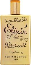 Парфюмерия и Козметика Reminiscence Inoubliable Elixir Patchouli - Парфюмна вода