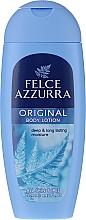 Лосион за тяло - Felce Azzurra Classic Body Lotion With Vitamin E & Almond — снимка N1