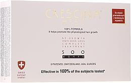 Парфюмерия и Козметика Ампули за възстановяване на растежа на косата за жени - Crescina HFSC Re-Growth Anti-hair Loss 500