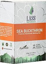 """Парфюми, Парфюмерия, козметика Ръчно изработен сапун """"Облепиха"""" - Lass Naturals Sea Buckthorn Soap"""
