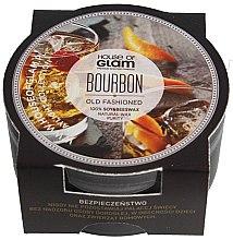 Парфюми, Парфюмерия, козметика Ароматна свещ - House of Glam Bourbon Old Fashioned Candle (мини)