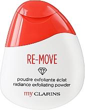 Парфюмерия и Козметика Ексфолираща пудра за лице - Clarins My Clarins Re-Move Radiance Exfoliating Powder