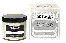 """Парфюми, Парфюмерия, козметика Ароматна свещ """"Ванилия"""" - Eco Life Candles"""
