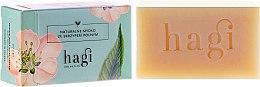 Парфюмерия и Козметика Естествен сапун с екстракт от хвощ - Hagi Soap