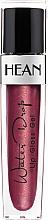 Парфюмерия и Козметика Гланц за устни - Hean Water Drop Lip Gloss Gel