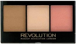 Парфюмерия и Козметика Контуриращ комплект за лице - Makeup Revolution Ultra Sculpt&Contour Kit